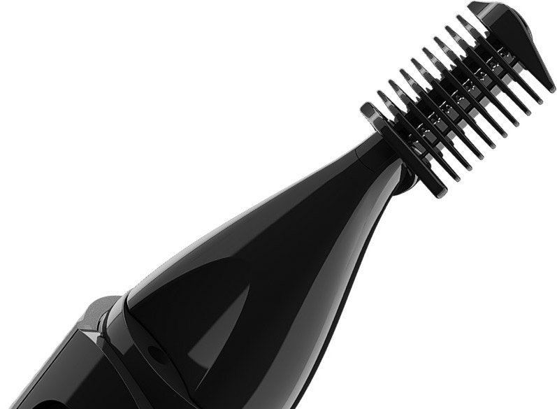 CARRERA №524 Cosmetic Trimmer with attached comb