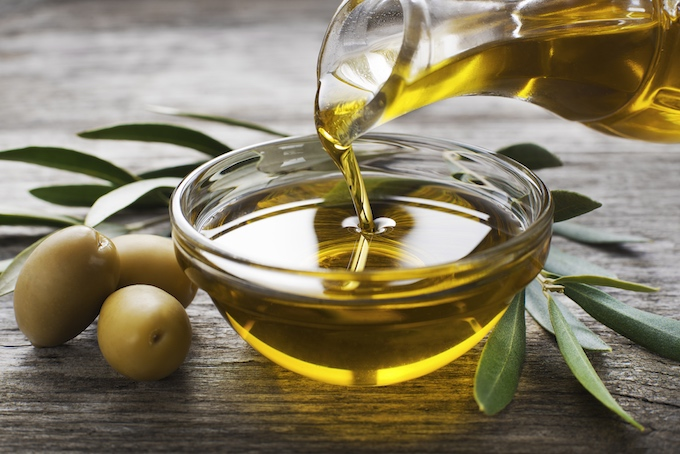 olive oil natural cosmetic